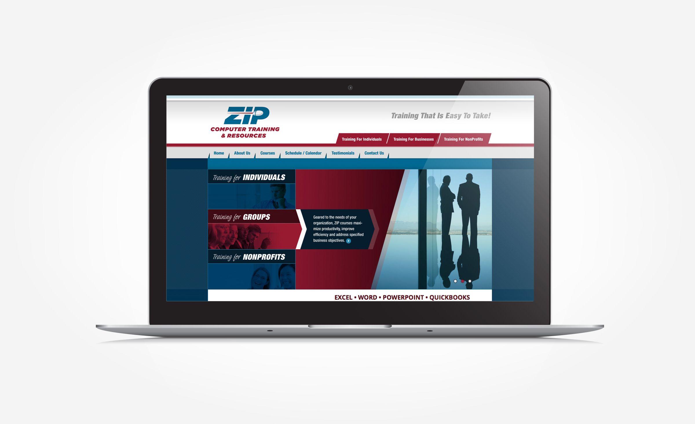 Zip Training Graphic D Signs Branding Portfolio Logo Design Beautiful Logos Design