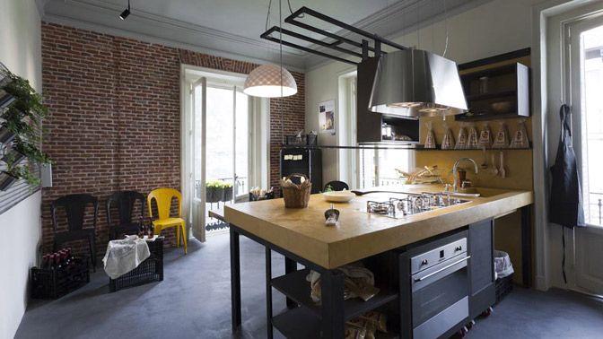 Cocina realizada por Simona Garufi en Casa Decor Madrid 2011