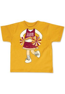 609c1011d Cheerleader T-Shirt for the little ones  16