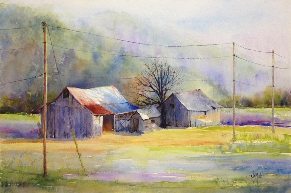 Daily Paintworks - Judy Mudd