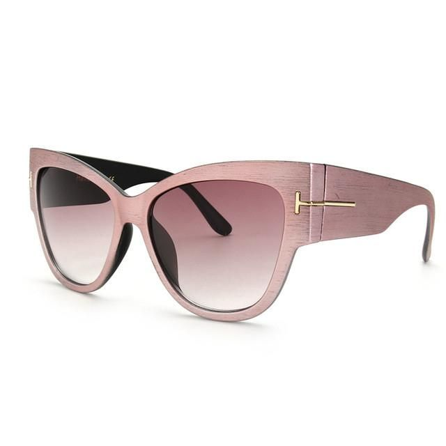 393c97a9859 No vintage style is complete without these oversized cat eye sunglasses.  With so many colors to choose from