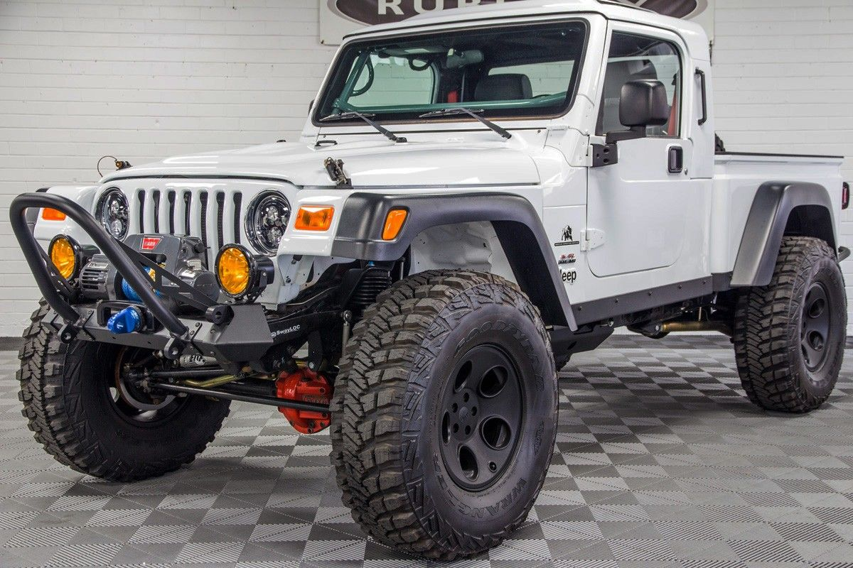 Pre Owned 2003 Jeep Wrangler 6 4l Hemi Brute Conversion Jeep