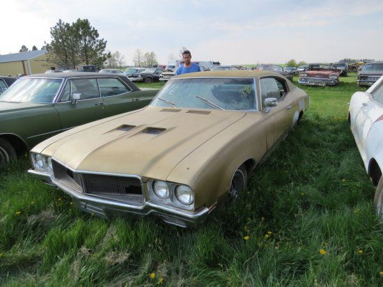 1970 Buick GS Coupe Auctions Online | Proxibid