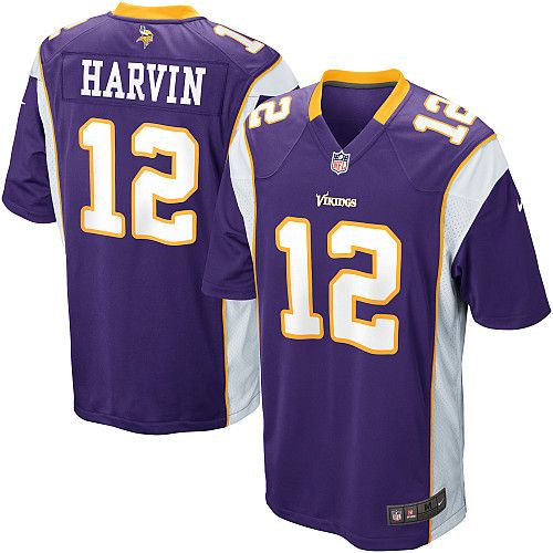 shop the official Vikings store for a Youth Nike Minnesota Vikings #12  Percy Harvin Game