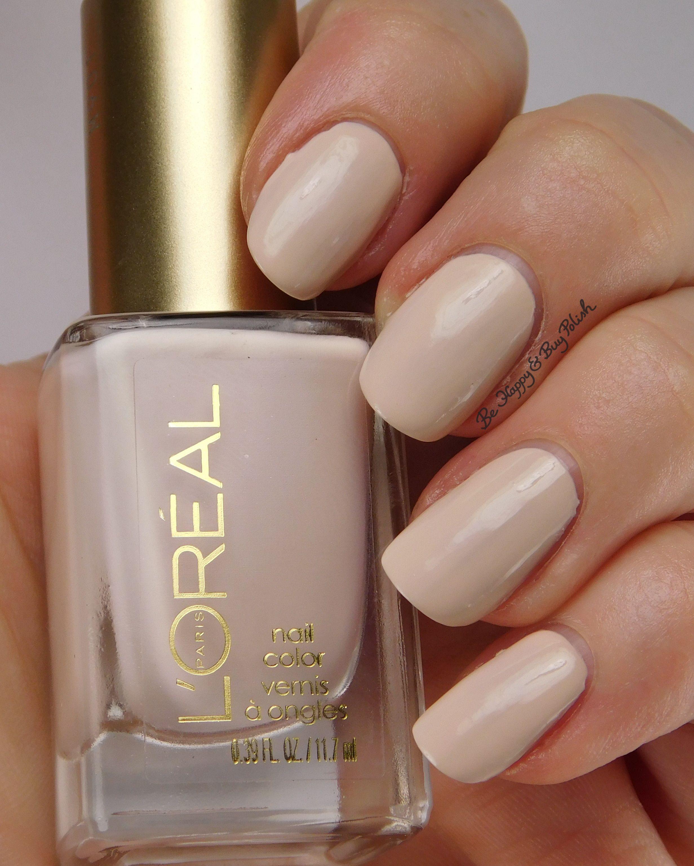 L Oreal Boho Bohemian Beauty Nail Polish Be Hy And