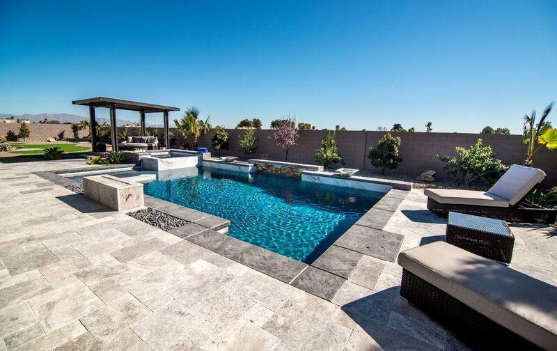 Swimming Pool Builders In Las Vegas Custom Concrete Pools Swimming Pool Builder Pool Builders Pool