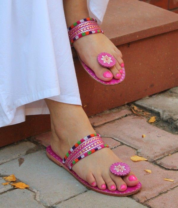 Kolhapuri Chappal for Women