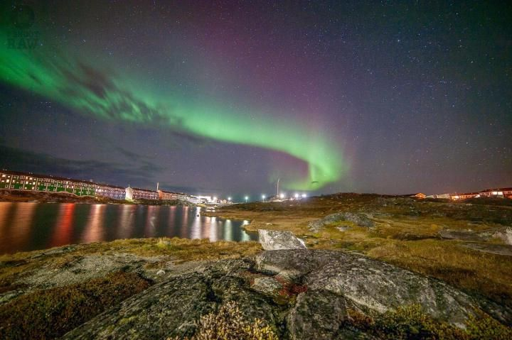 The northern lights TO download HD wallpaper visit www