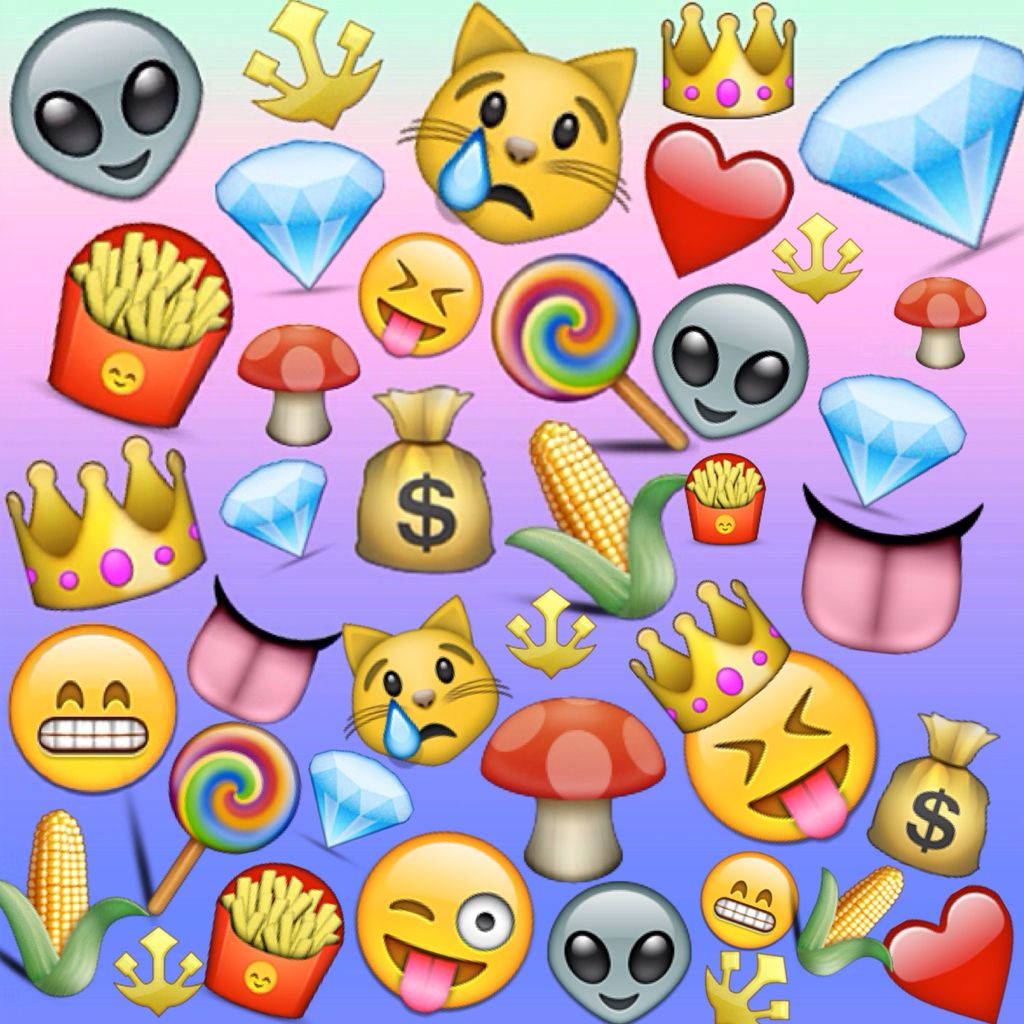 Queen Emoji Tumblr Emoji world Wallpapers Pinterest