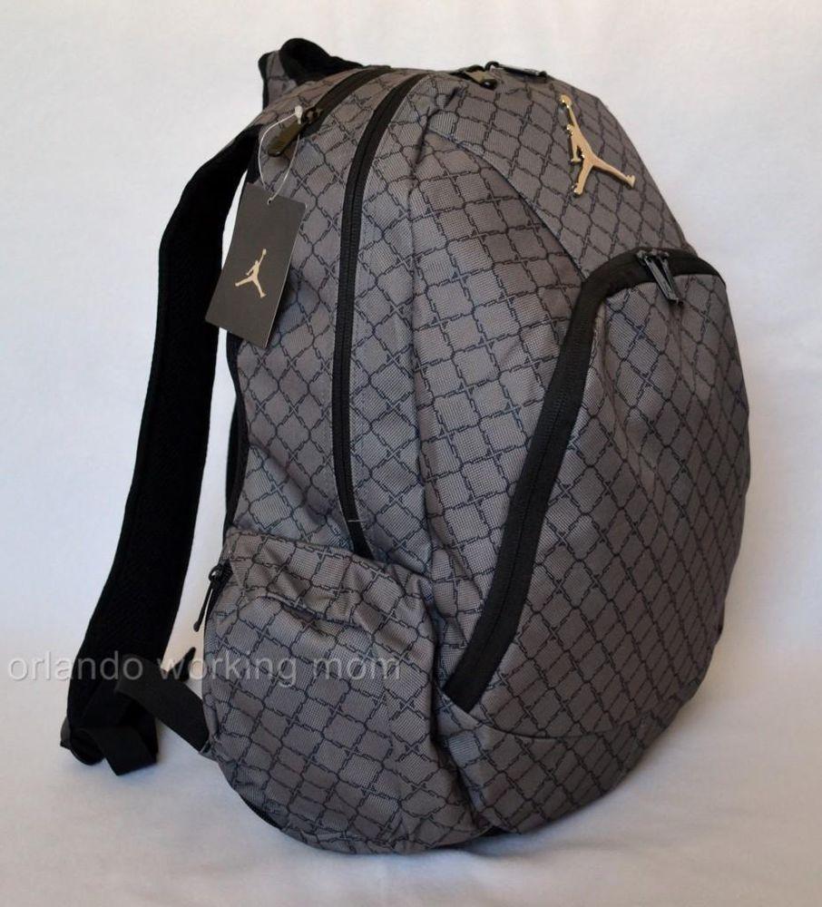 fd5c1d8e78e8 Nike Air Jordan Backpack Men 15