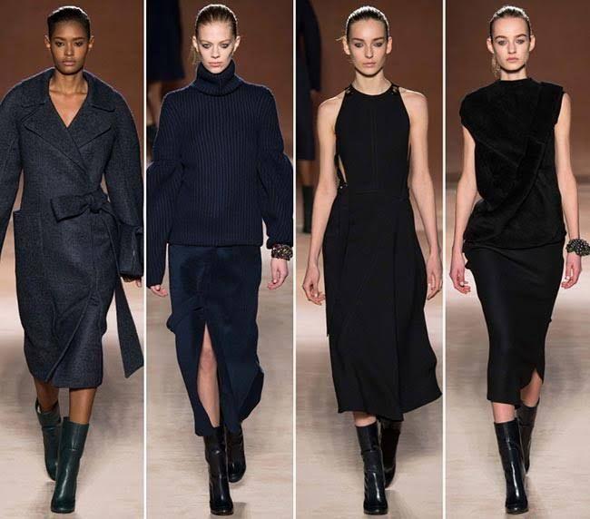 Victoria Beckham Fall/Winter 2015-2016 Collection - New York Fashion Week