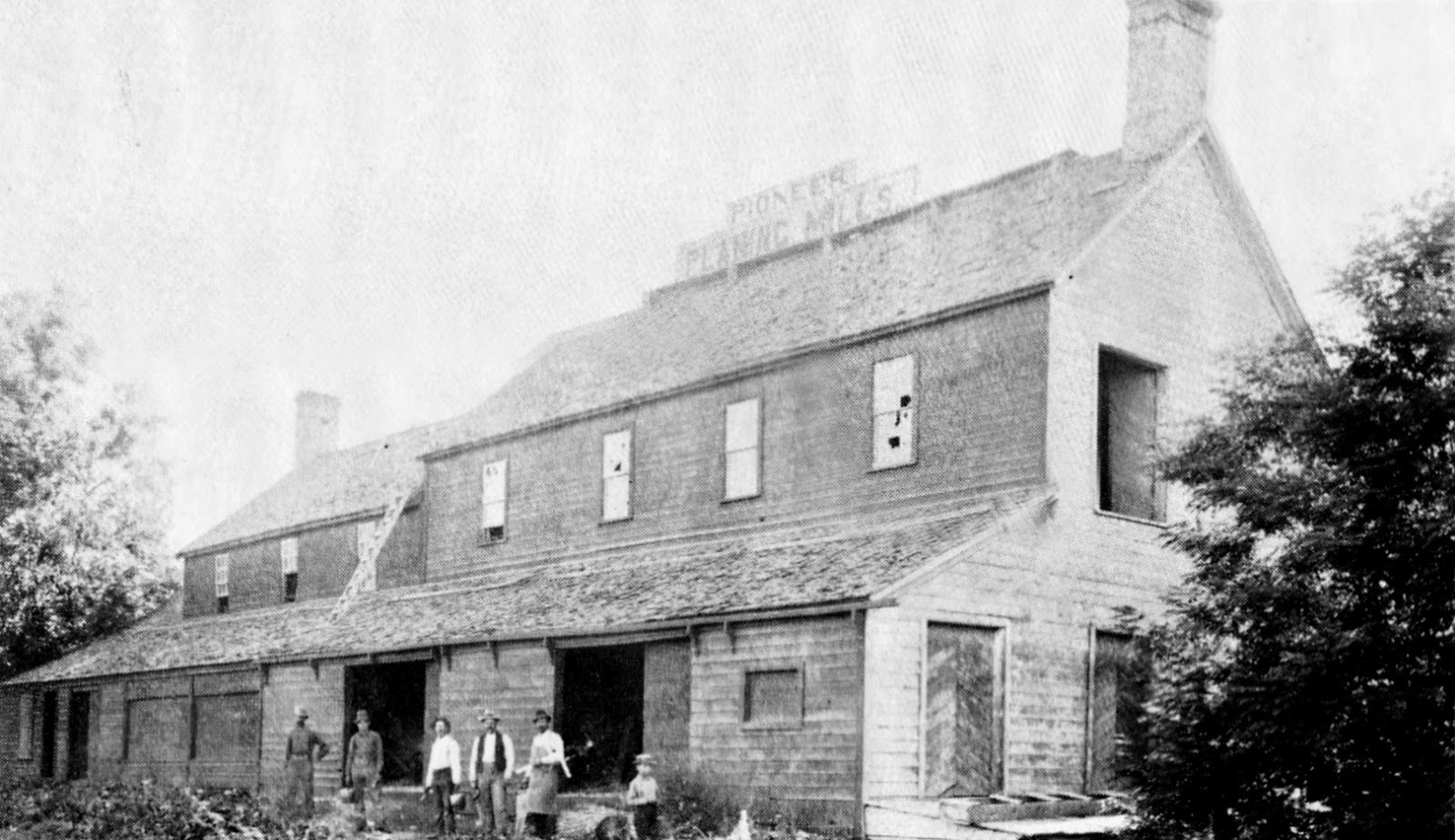 Payson Historical Society: Yesterday and Today (1850-1950)   The Payson Chronicle