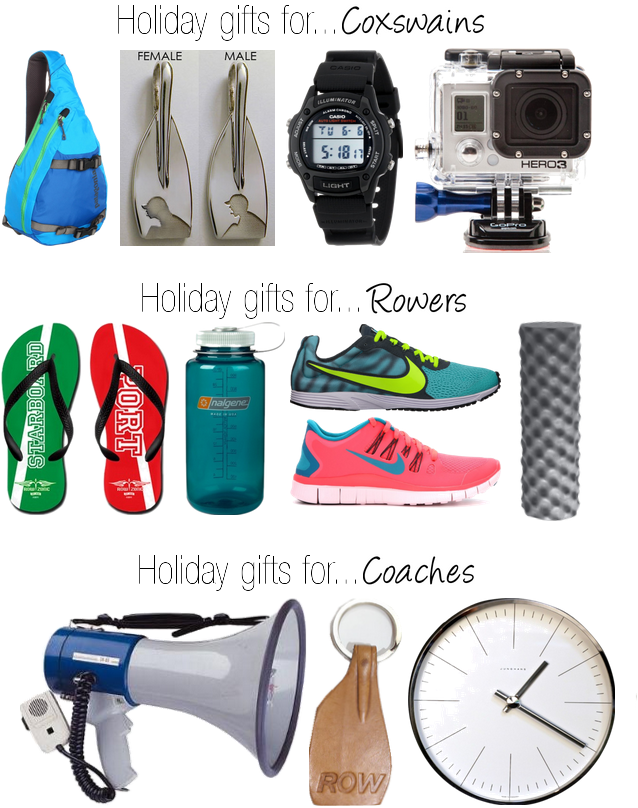 Holiday gifts for rowers, coaches, and coxswains | Rowing ...