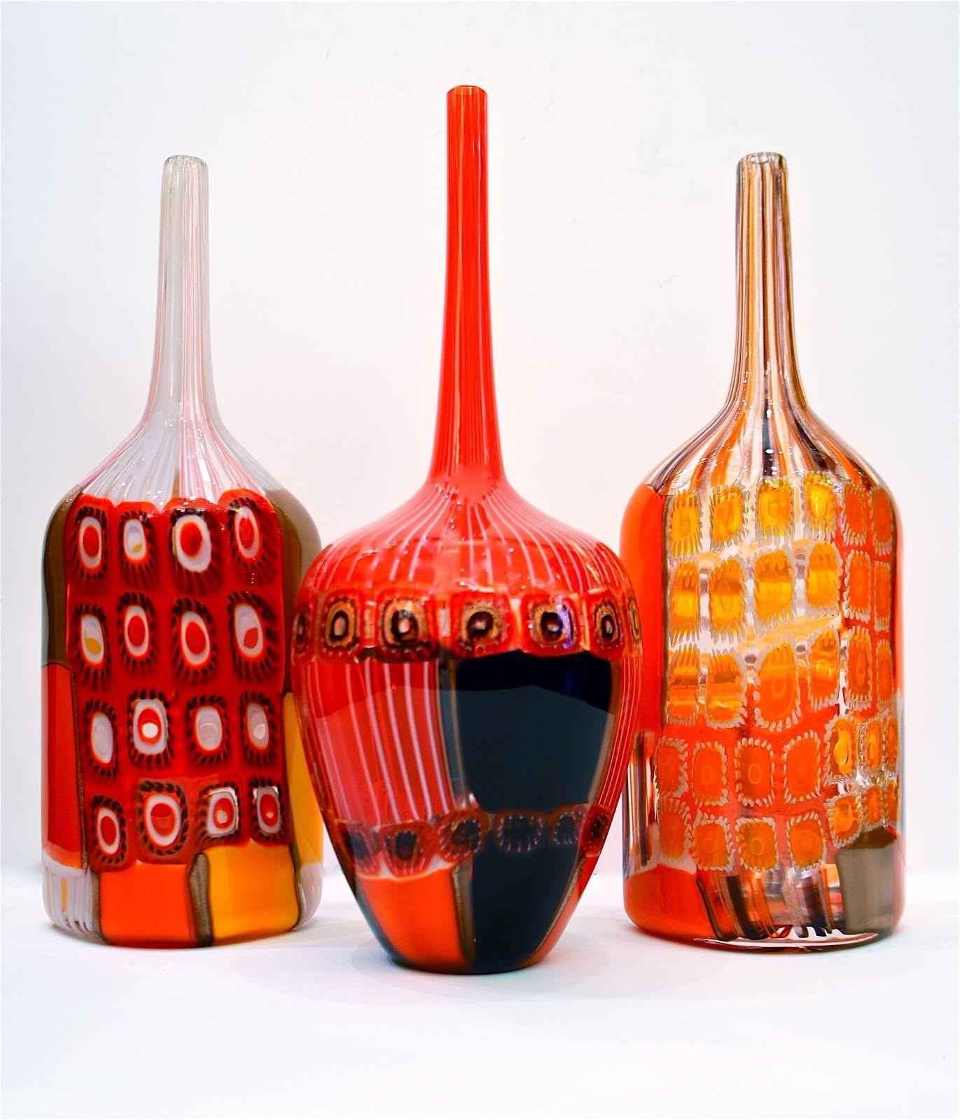 Franco Moretti Glass Art Gorgeous Glass Ceramic Design
