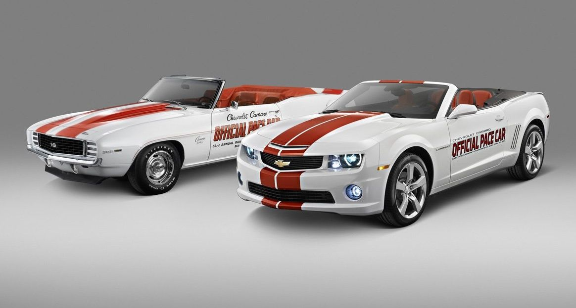 Camaro Pace Cars | Cars | Pinterest | Cars and Entertainment
