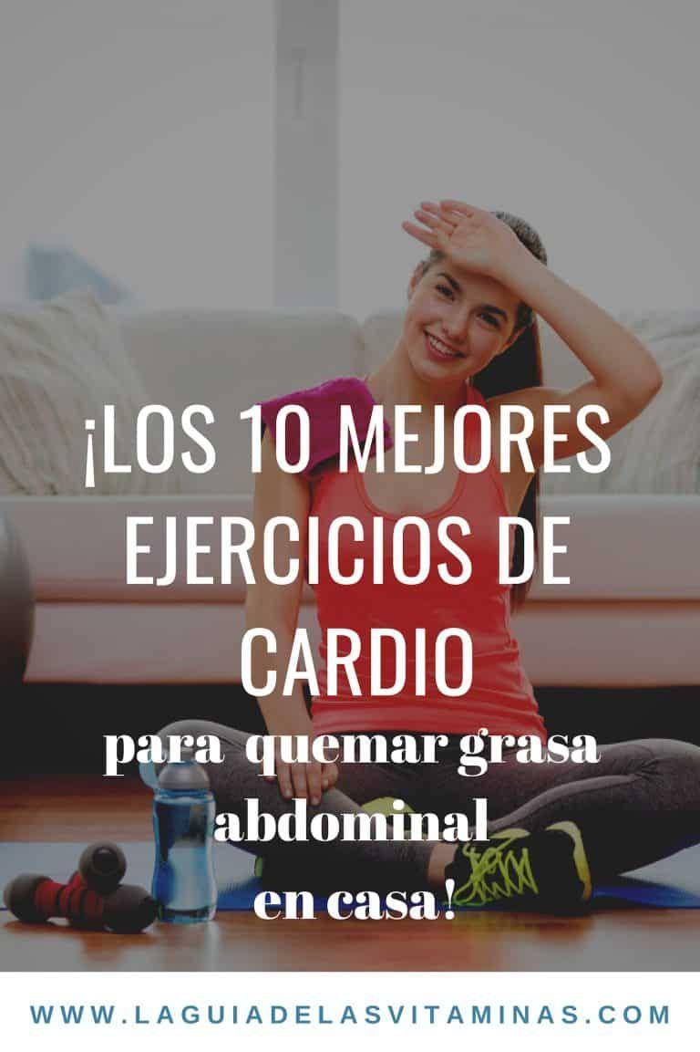 Los 10 Mejores Ejercicios De Cardio Para Hacer En Casa Aerobics Workout Cardio Oral Health Care