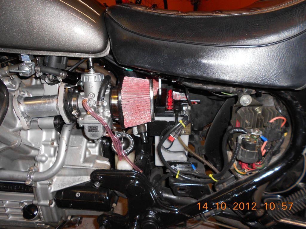 murray's carbs | Motorcycles | Honda cx500, Motorcycle, Honda