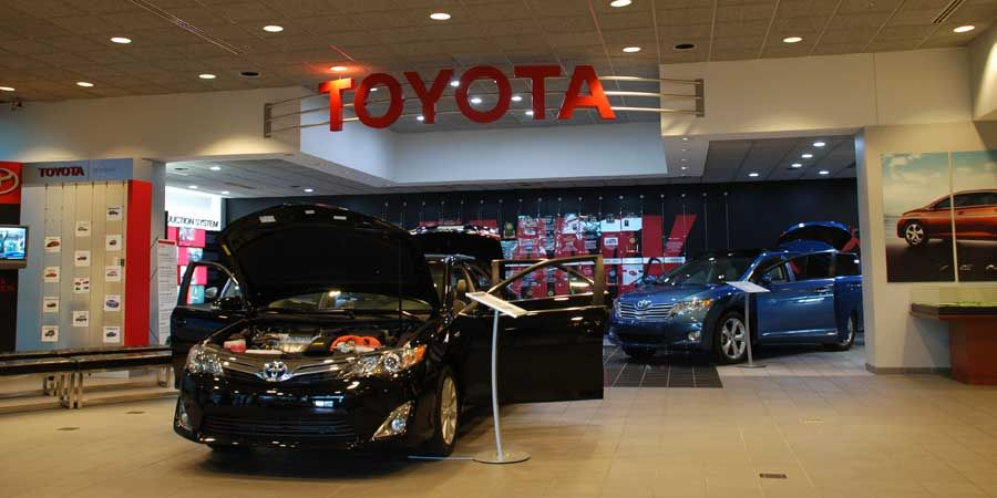 Toyota factory tour ky kentucky travel