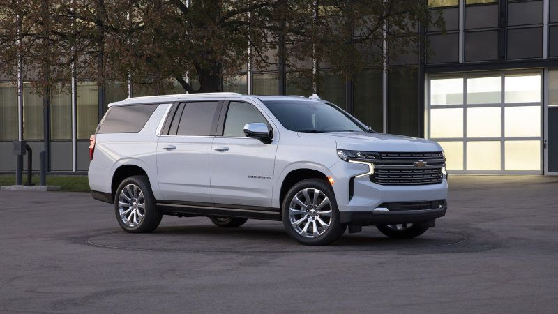 2021 Chevrolet Suburban Revealed What S New Suspension Diesel V8s Chevrolet Suburban Chevy Suburban Chevrolet Tahoe