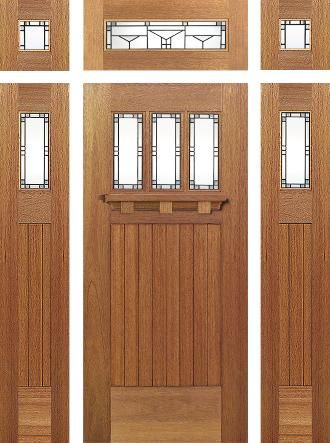 Arts And Crafts Style Door Arts And Crafts Decor Pinterest