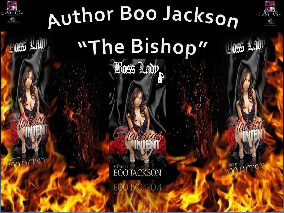 """""""The Bishop""""..of Boss Lady Publishing.. Boo Jackson..lets gooo!!!"""