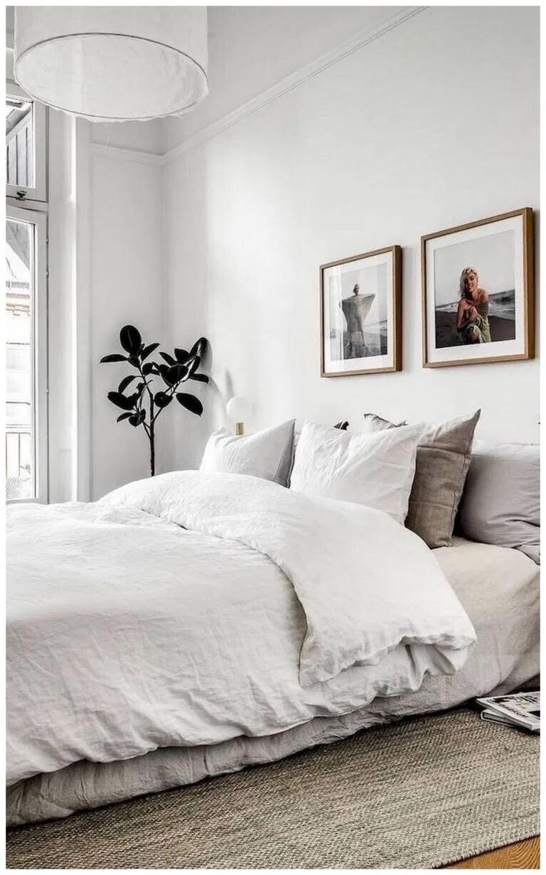 20 cozy bedroom decoration ideas 20  Chambre a coucher zen