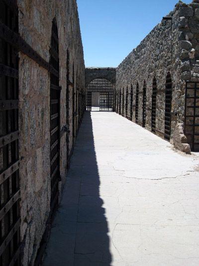 Yuma Territorial Prison Yuma Places To Go Prison
