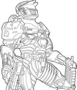 free halo coloring pages to print jpg