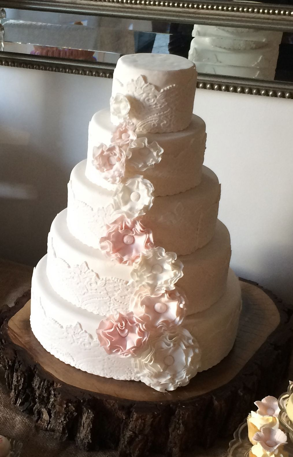make your own wedding cake timeline free tutorial on the for your own vintage lace 17017