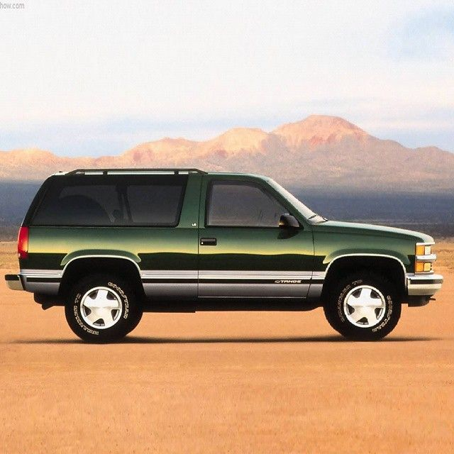 Gm Parts S Photo Where Would You Drive This Chevy Tahoe Chevrolet Tahoe Chevrolet Chevrolet Trucks