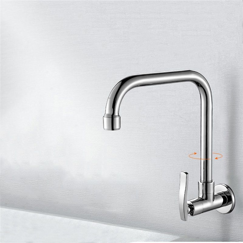 Contemporary Chrome Kitchen Tap Wall Mount Kitchen Faucet Wall Mount Kitchen Faucet Kitchen Faucet Kitchen Taps