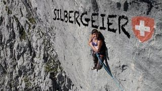 Silbergeier - Nina Caprez & Cedric Lachat, via YouTube.