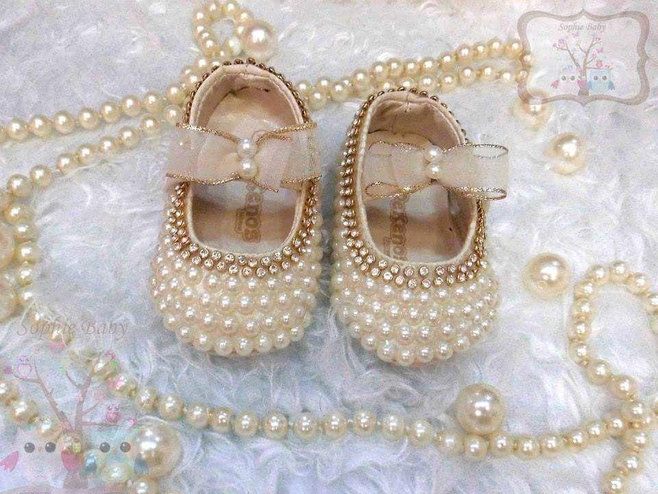 Compre Bebê Sapatos Feitos À Mão Do Bebê Sapatos De Tricô Criança Sandálias Casuais Meninas Crochet Sapatos Infantis Flor Chinelos De Bebê De