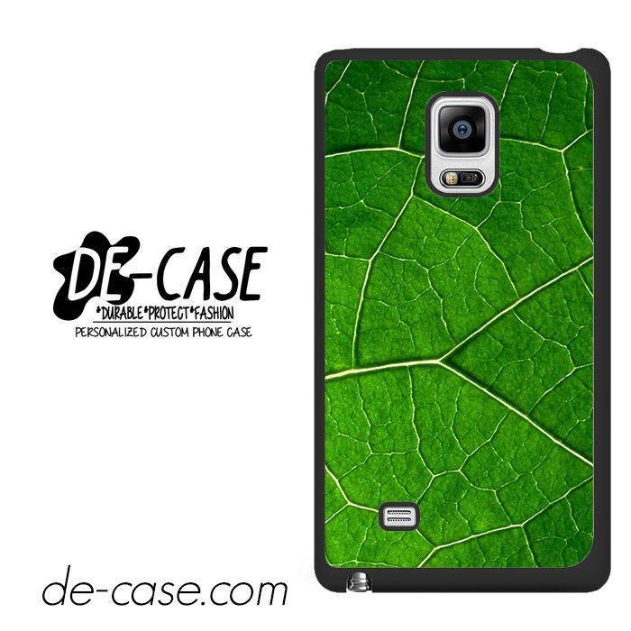 Green Leaf Fresh Nature DEAL-4878 Samsung Phonecase Cover For Samsung Galaxy Note Edge
