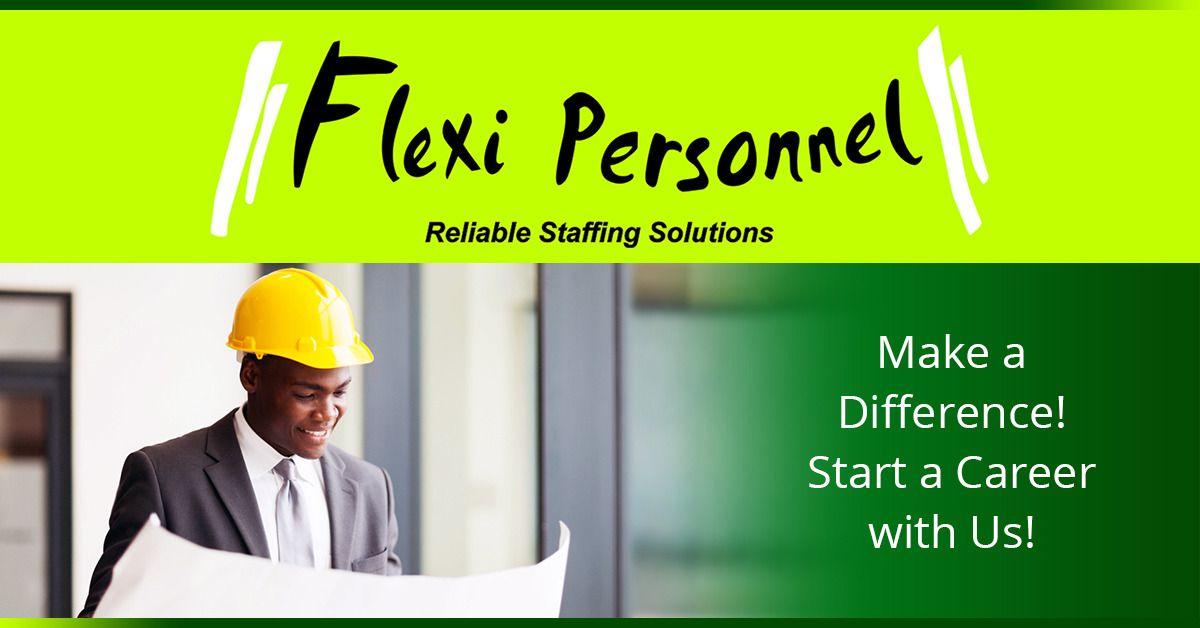We are hiring in Nairobi (Kenya) Flexi Personnel ERP