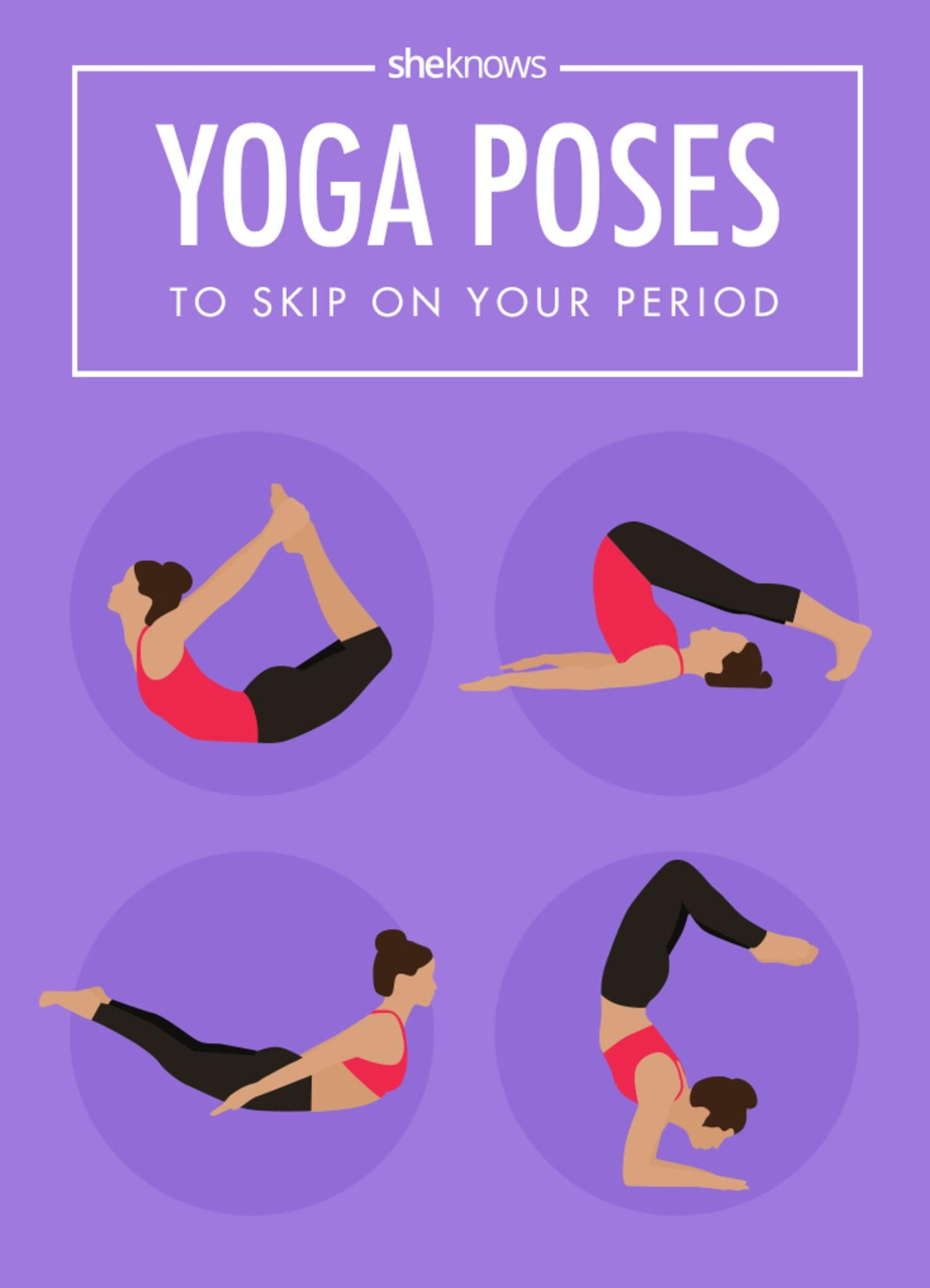 Yoga Sequence Menstruation