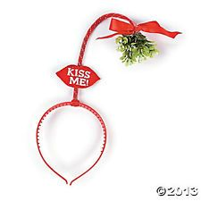 Kiss me under the mistletoe | Holiday decor, Christmas