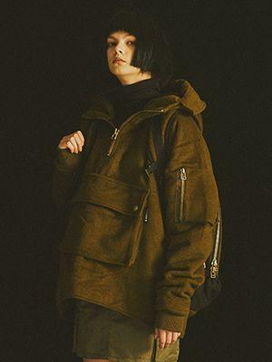 Pullover Coat