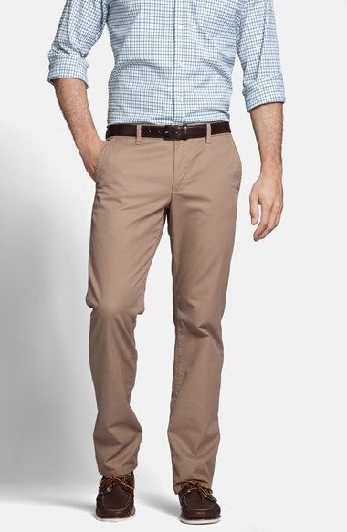 7a6baf3bf787 Bonobos Straight Leg Washed Cotton Twill Chinos available at  Nordstrom