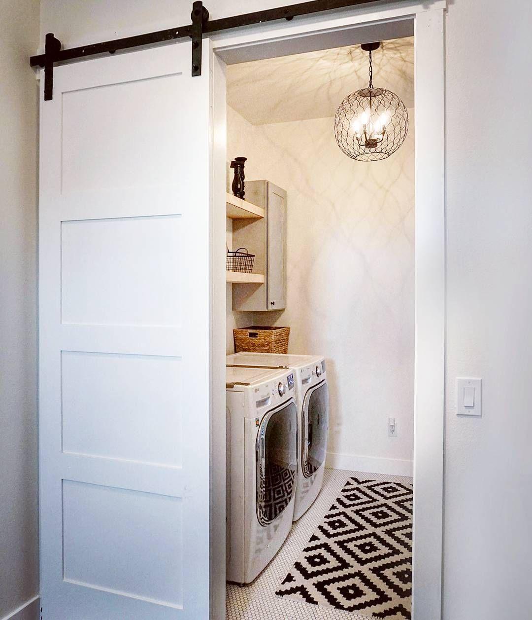 Cool 35 Inspiring Small Laundry Room Design Ideas https://homeylife ...