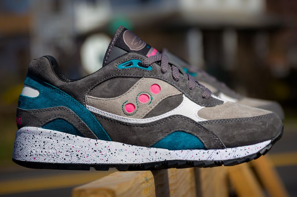 Offspring X Saucony Shadow 6000 Running Since 96 Pack Detailed