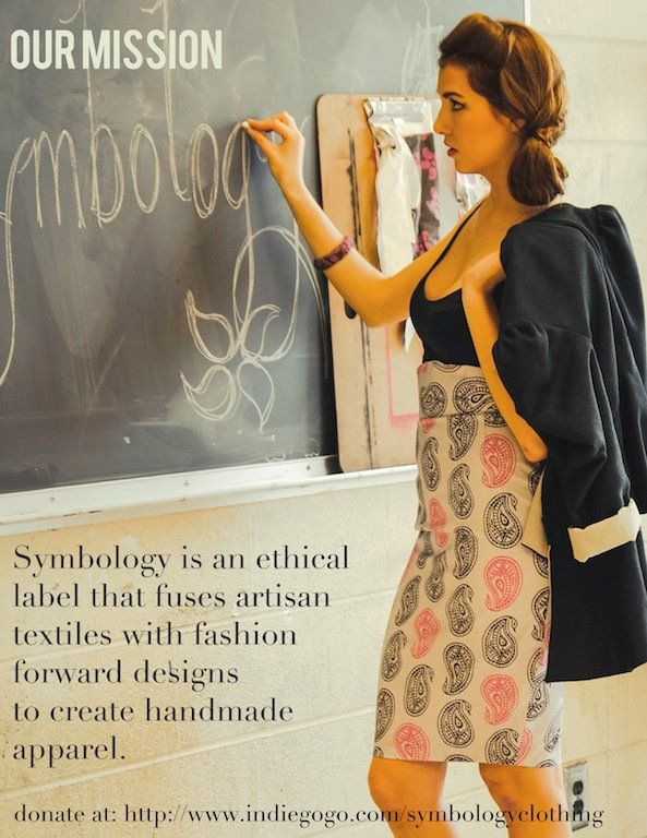 Symbology mission. Our summer line just in: symbologyclothing... #symbologyclothing #ss13 #fashionabetterworld #makingfairtradesexy #fairtrade