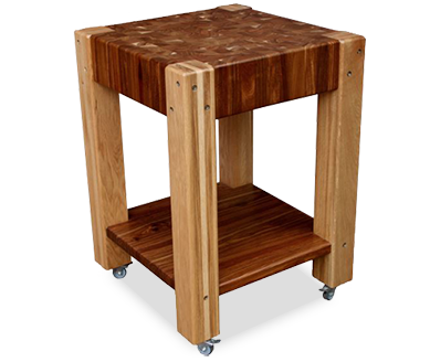 Butchers Block By Heartwood Furniture