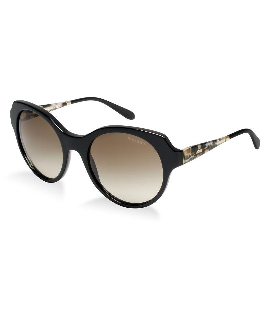 Lunettes De Soleil · Magasins · Miu Miu Sunglasses, Miu Miumu 06PS 54 86c6b1827ec