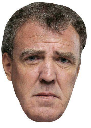 Celebrity Cardboard Mask - Jeremy Clarkson by TGO, http://www.amazon.com/dp/B00D8XTAWK/ref=cm_sw_r_pi_dp_7hivsb0XM88KV