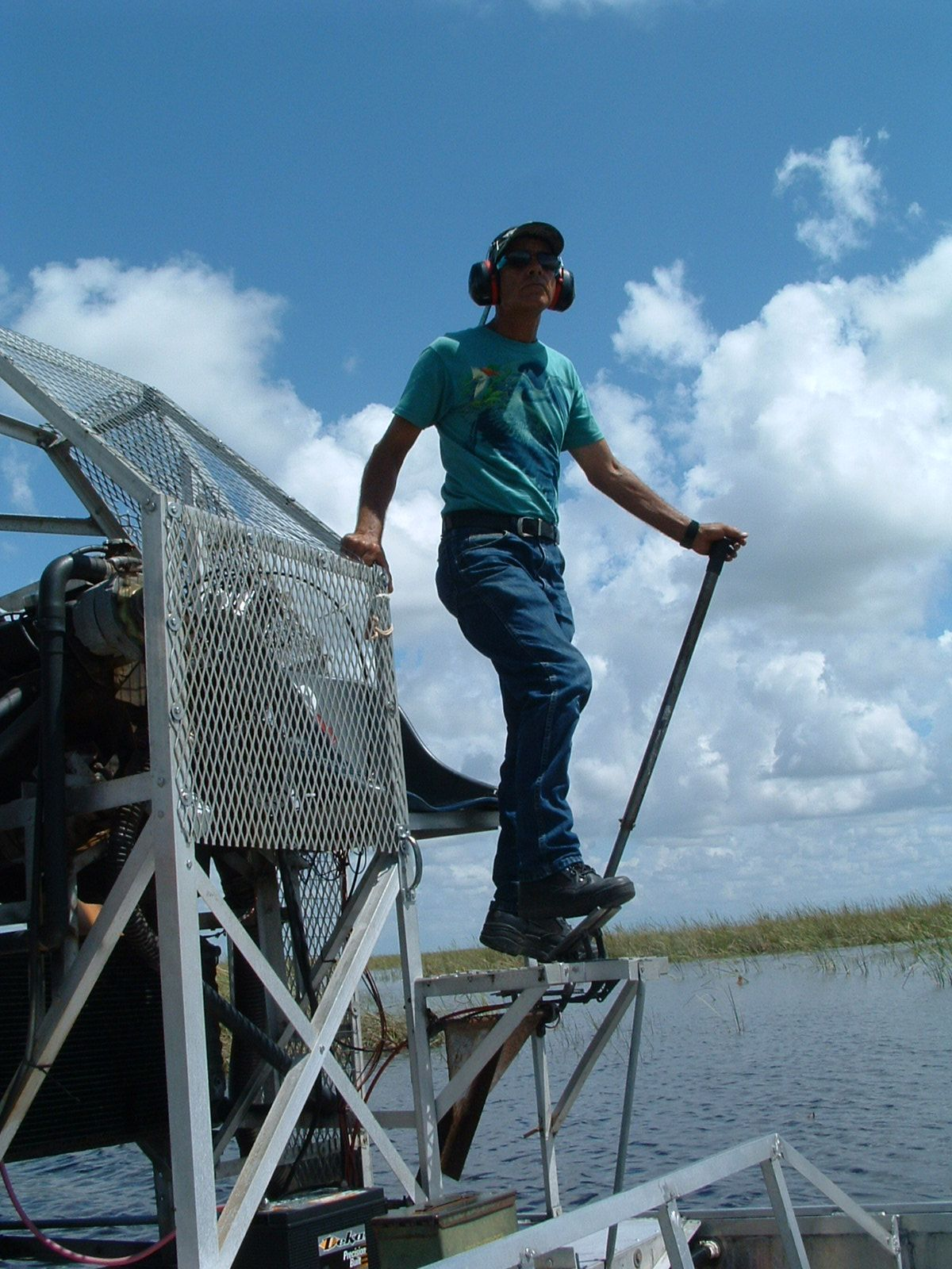 Everglades Airboat rides, Everglades airboat, Airboat