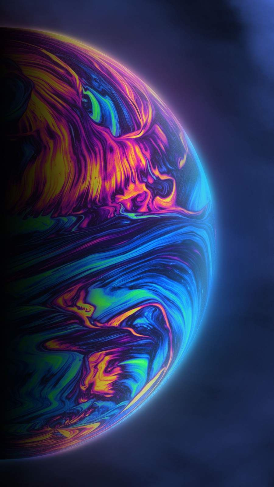 44+ Iphone planet wallpaper Download