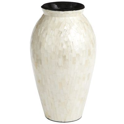 Mother Of Pearl Floor Vase 3996 At Pier One For The Home