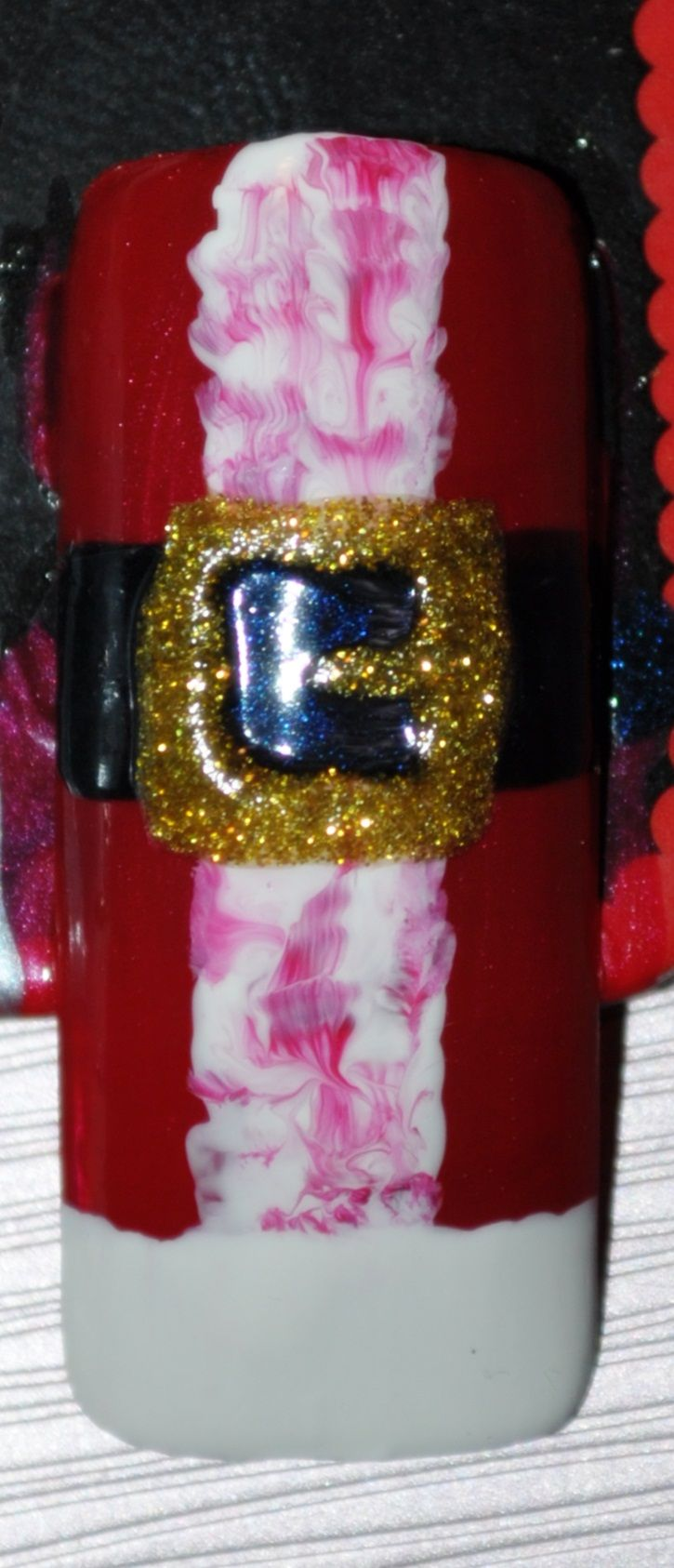 Santa By:Pixie's
