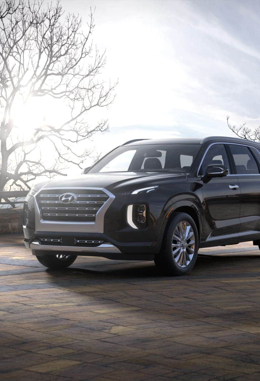 The 2020 Hyundai Palisade Offers Seating For Up To Eight And Lots Of Cargo Space With Convenient Features Like Power Hyundai Best Midsize Suv Hyundai Canada